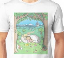Sleeping Princess Unisex T-Shirt