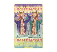 Ukhanova 1988 Retro Photographic Print