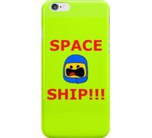 SPACE SHIP iPhone Case/Skin