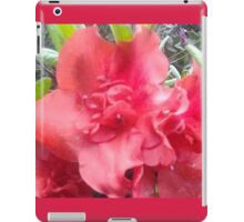 Spring Time Pink Flowers iPad Case/Skin