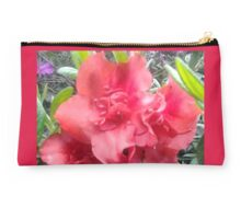 Spring Time Pink Flowers Studio Pouch