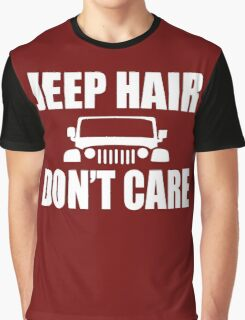 Jeep hair don't care Graphic T-Shirt