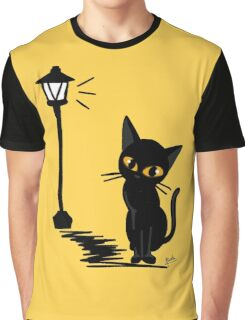 On the street Graphic T-Shirt