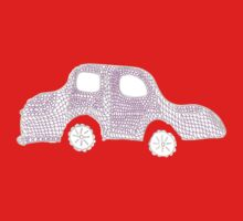 A Bubbly Car by KazM
