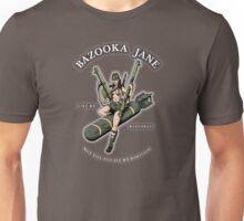 Bazooka Jane - Coloured Unisex T-Shirt