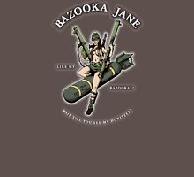 Bazooka Jane - Coloured Unisex T-Shirt