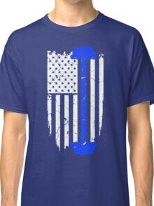 Weight Training Flag Classic T-Shirt