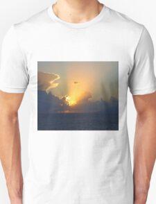Sunset, Sorrento Unisex T-Shirt