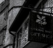 National Trust Gift Shop Bath Somerset England Sticker