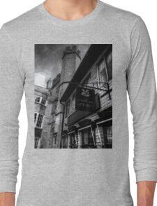 National Trust Gift Shop Bath Somerset England Long Sleeve T-Shirt