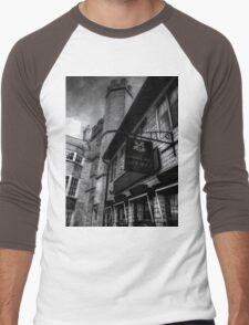 National Trust Gift Shop Bath Somerset England Men's Baseball ¾ T-Shirt