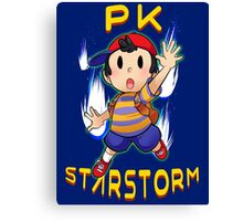PK Starstorm Canvas Print