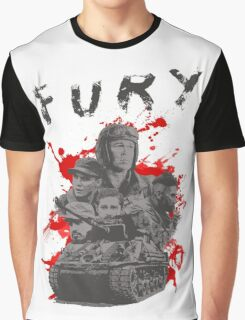 Fury Graphic T-Shirt