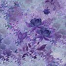 mystery garden by Marianna Tankelevich