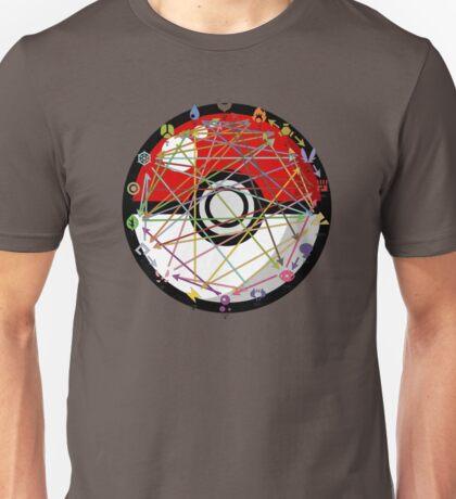 Grass, Fire, Water..... Unisex T-Shirt