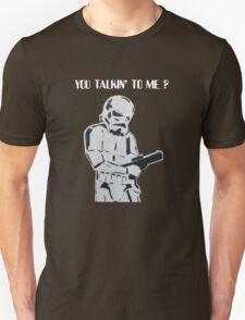 Trooper 'tude dark shirt T-Shirt