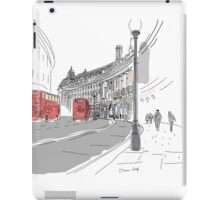 Piccadilly, London iPad Case/Skin