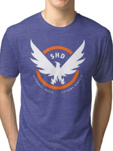 the division Tri-blend T-Shirt
