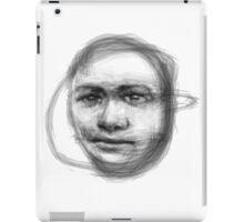 'Little Boy' by Artist Julie Dowling iPad Case/Skin