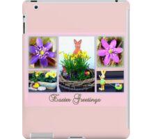 Easter Greetings iPad Case/Skin