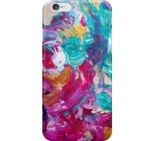 Abstract painting 7 iPhone Case/Skin