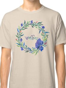 Open Meadow: Wander Classic T-Shirt