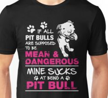 Exclusive Pit bull Unisex T-Shirt