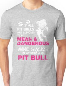 Exclusive Pit bull T-Shirt