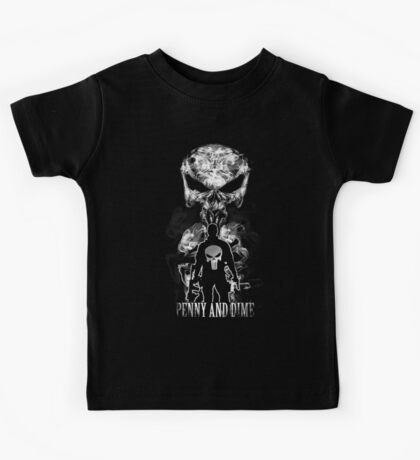 Penny and Dime. Kids Tee