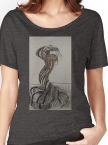 snake games Women's Relaxed Fit T-Shirt