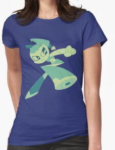 Jenny - My Life As A Teenage Robot Womens Fitted T-Shirt