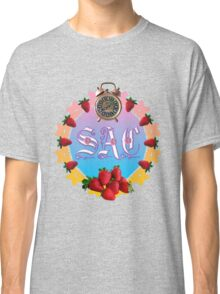 Sixties Daze Strawberry Fan Classic T-Shirt