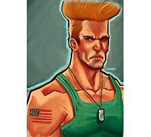 Guile - SF Photographic Print