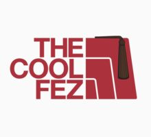 The Cool Fez Kids Tee