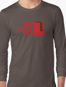 The Cool Fez Long Sleeve T-Shirt