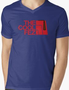 The Cool Fez Mens V-Neck T-Shirt