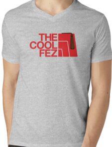 The Cool Fez Mens V-Neck T-Shirt