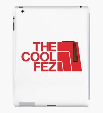 The Cool Fez iPad Case/Skin
