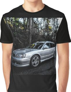 Twin Turbo Graphic T-Shirt