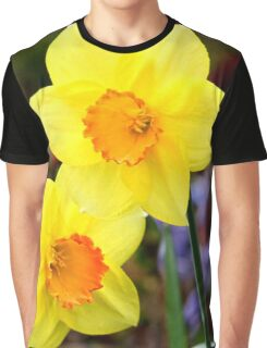 Dainty daffodils Graphic T-Shirt