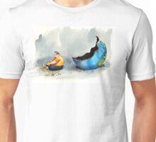 Husk. Unisex T-Shirt