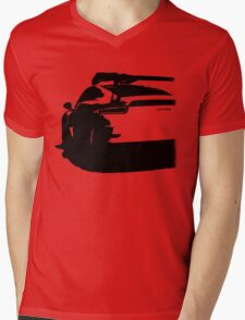 Porsche 911, GT3 RS Mens V-Neck T-Shirt
