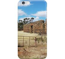 Filming Location of   'Breaker Morant' iPhone Case/Skin