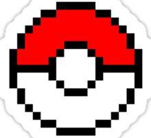 Pokemon Master Sticker