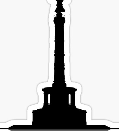 Victory Column Sticker