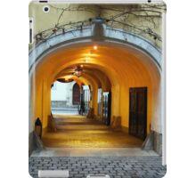 Vienna Passageway iPad Case/Skin