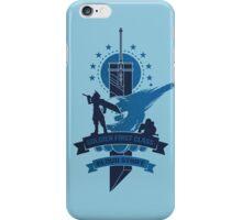Final Fantasy 7 Cloud Strife iPhone Case/Skin