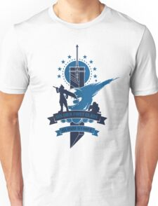 Final Fantasy 7 Cloud Strife Unisex T-Shirt