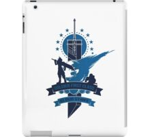 Final Fantasy 7 Cloud Strife iPad Case/Skin