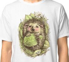 Little hedgehog colored Classic T-Shirt